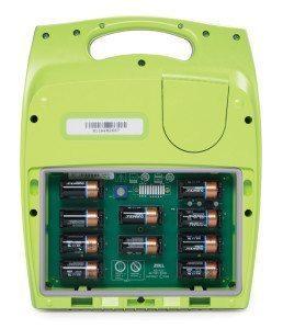 Zoll AED Plus defibrillátor elemek